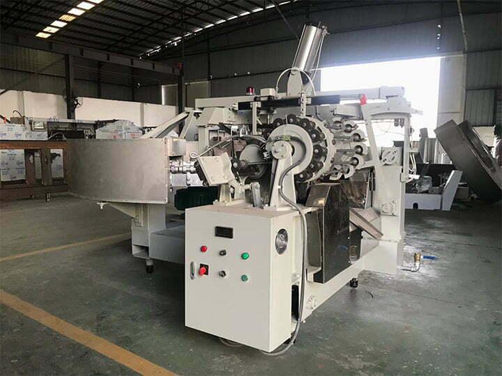 automatic sugar cone making machine