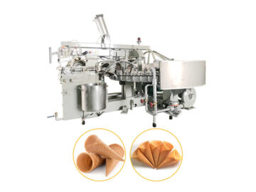 automatic waffle cone maker machine for sale