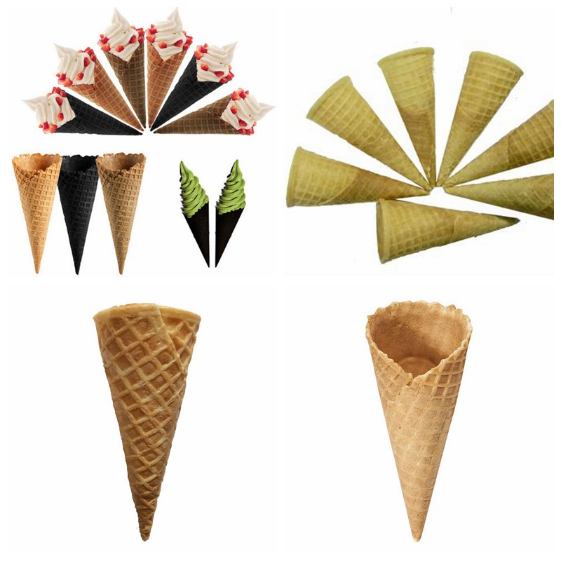 waffle cone types