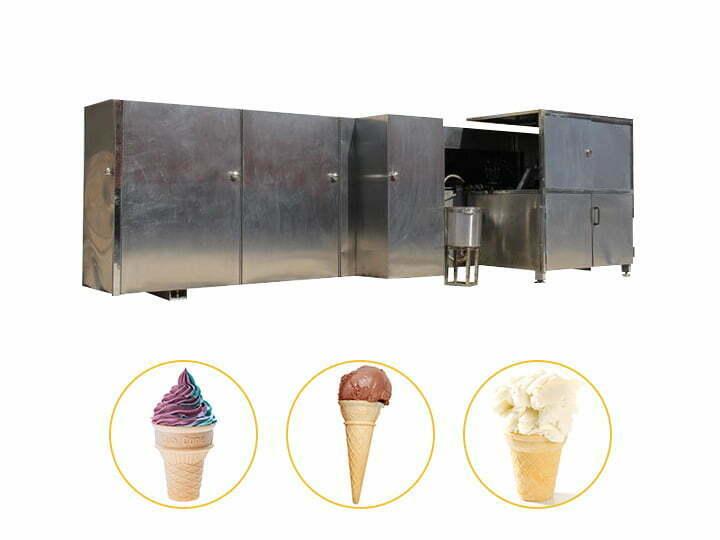 continuous sugar cone production line for sale